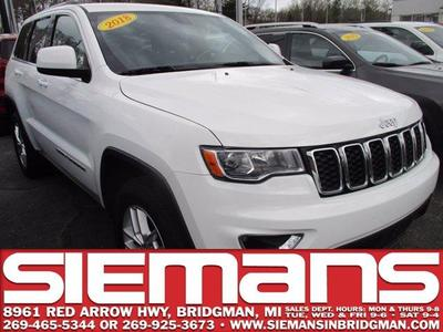 Jeep Grand Cherokee 2018 for Sale in Bridgman, MI