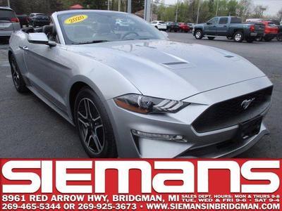Ford Mustang 2020 for Sale in Bridgman, MI