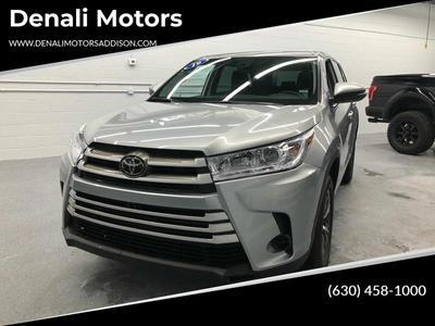 Toyota Highlander 2019 for Sale in Addison, IL