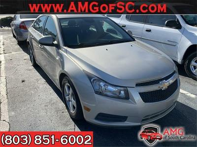 New Used Chevrolet Cruzes For Sale In Columbia Sc Auto Com