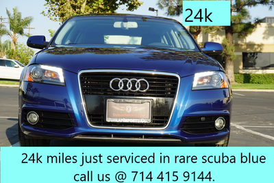 Audi A3 2011 for Sale in Upland, CA