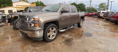 Chevrolet Silverado 1500 2015 for Sale in San Antonio, TX