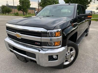 Chevrolet Silverado 2500 2016 for Sale in Houston, TX