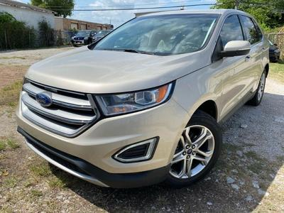 Ford Edge 2017 for Sale in Houston, TX