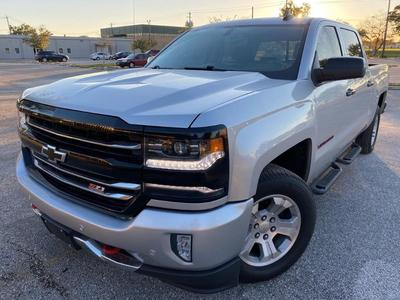 Chevrolet Silverado 1500 2017 for Sale in Houston, TX