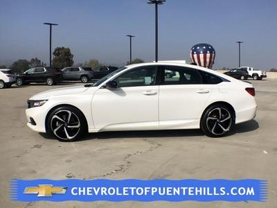 Honda Accord 2021 for Sale in Rowland Heights, CA