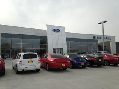 Rick Ball Ford Lincoln - Sedalia Image 2