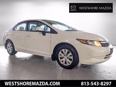 Honda Civic 2012 for Sale in Tampa, FL