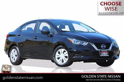 Nissan Versa 2020 for Sale in Daly City, CA