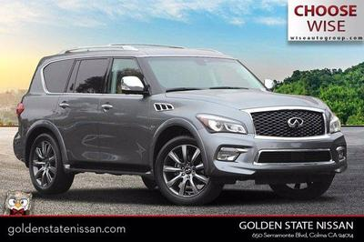 INFINITI QX80 2017 for Sale in Daly City, CA