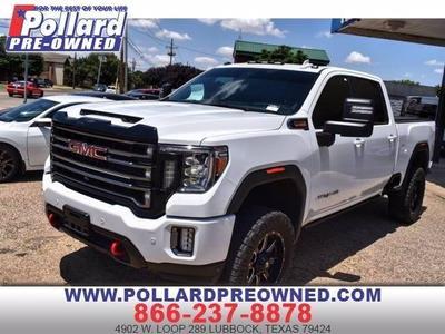 GMC Sierra 2500 2020 for Sale in Lubbock, TX