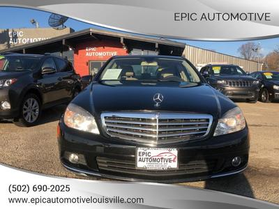 Mercedes-Benz C-Class 2011 for Sale in Louisville, KY