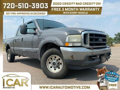 Ford F-250 2003 a la Venta en Golden, CO