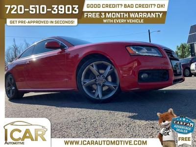 Audi A5 2009 for Sale in Golden, CO