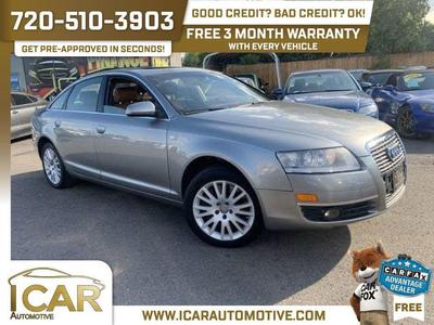 Audi A6 2006 for Sale in Golden, CO