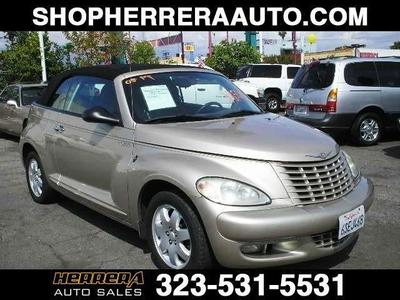 Chrysler PT Cruiser 2005 a la venta en Los Angeles, CA