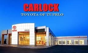 Carlock Toyota of Tupelo Image 1