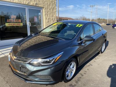 Chevrolet Cruze 2017 for Sale in Racine, WI