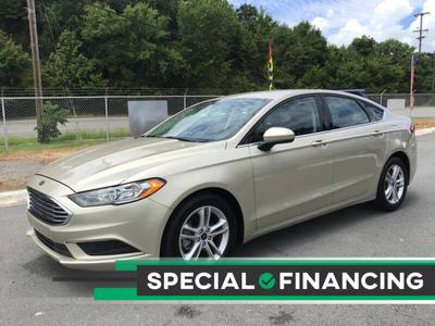 Ford Fusion 2018 for Sale in North Little Rock, AR