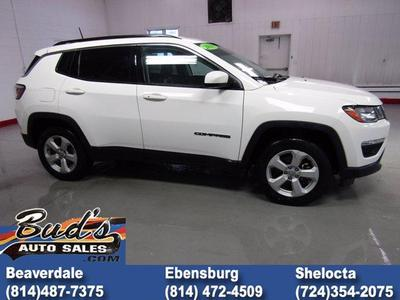 Jeep Compass 2018 for Sale in Ebensburg, PA