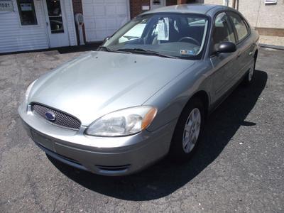 2007 Ford Taurus SE for sale VIN: 1FAFP53U07A189504