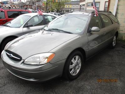 2003 Ford Taurus SEL for sale VIN: 1FAHP59U73A188201