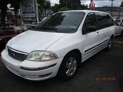2002 Ford Windstar SE for sale VIN: 2FMZA52472BA47685