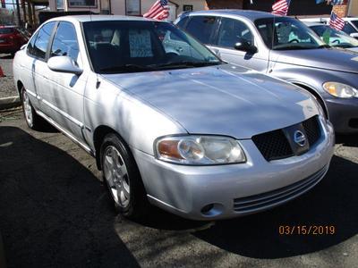 2006 Nissan Sentra 1.8 S for sale VIN: 3N1CB51D56L592001