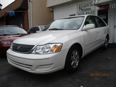 2001 Toyota Avalon XL for sale VIN: 4T1BF28B91U175362