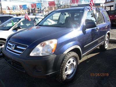 2005 Honda CR-V LX for sale VIN: JHLRD78565C042055