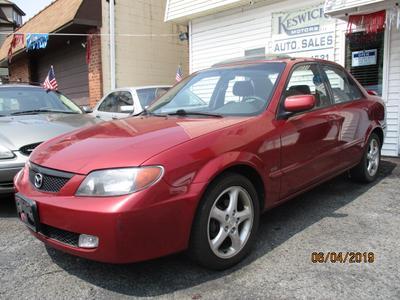 2002 Mazda Protege ES for sale VIN: JM1BJ226120524215