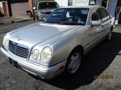 1999 Mercedes-Benz E-Class E430 for sale VIN: WDBJF70H6XA756680