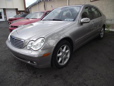 2004 Mercedes-Benz C-Class C240 for sale VIN: WDBRF61J34A633073