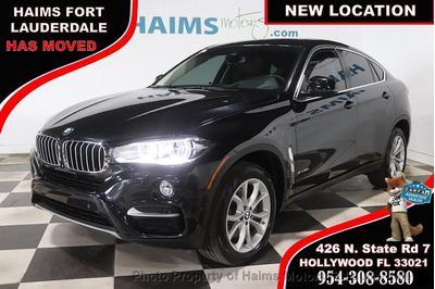 BMW X6 2015 a la venta en Hollywood, FL