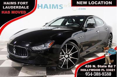 Maserati Ghibli 2016 for Sale in Hollywood, FL