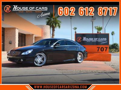 Mercedes-Benz CLS-Class 2007 for Sale in Scottsdale, AZ