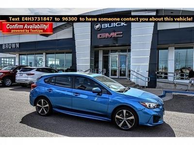 2017 Subaru Impreza 2.0i Sport for sale VIN: 4S3GTAM61H3731847