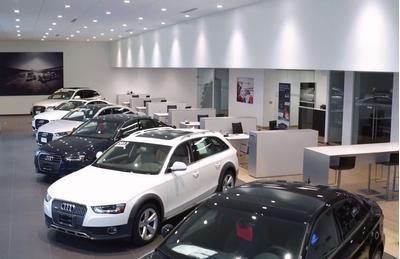 Audi Warwick Image 2