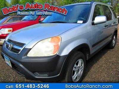 2004 Honda CR-V EX for sale VIN: SHSRD78874U212330