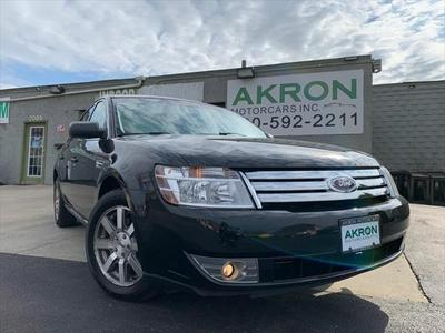 2009 Ford Taurus SEL for sale VIN: 1FAHP27W89G113189