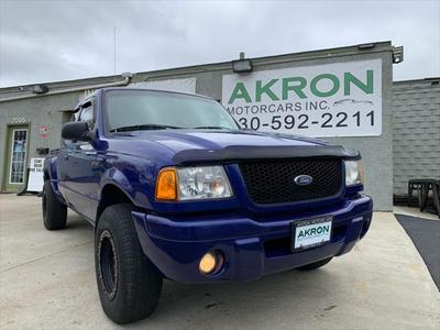 2003 Ford Ranger Tremor SuperCab for sale VIN: 1FTYR44V63PB06101