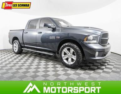 RAM 1500 2017 for Sale in Spokane, WA