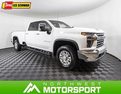 Chevrolet Silverado 3500 2020 for Sale in Pasco, WA