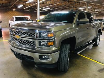Chevrolet Silverado 1500 2014 for Sale in Dallas, TX