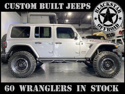 Jeep Wrangler Unlimited 2019 for Sale in Anaheim, CA