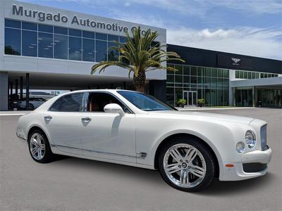 2012 Bentley Mulsanne Base image