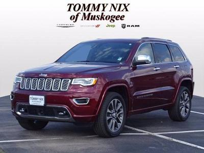 Jeep Grand Cherokee 2018 for Sale in Muskogee, OK
