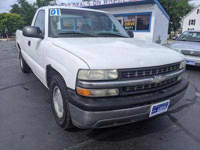 Chevrolet Silverado 1500 2001 a la Venta en Michigan City, IN