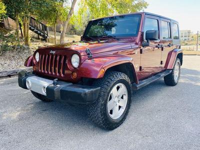 Jeep Wrangler 2008 for Sale in Spring Branch, TX
