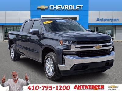Chevrolet Silverado 1500 2019 for Sale in Sykesville, MD